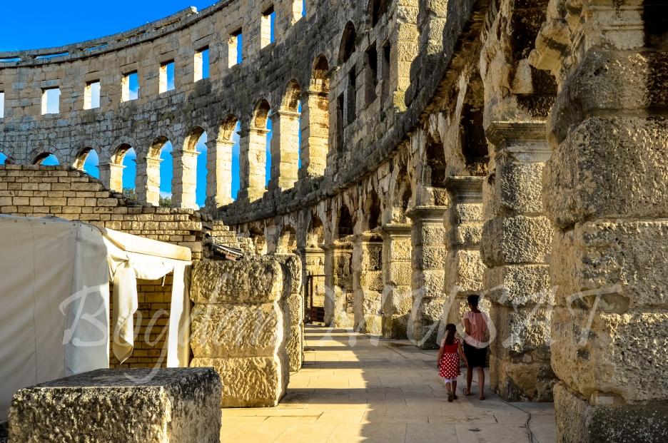 Arena romana - Pula