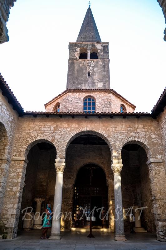 Turla Bazilicii lui Eufrasius