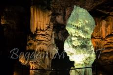 Pestera Postojna, Cea mai frumoasa stalagmita a pesterii, Briliantul