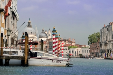 Venetian rain