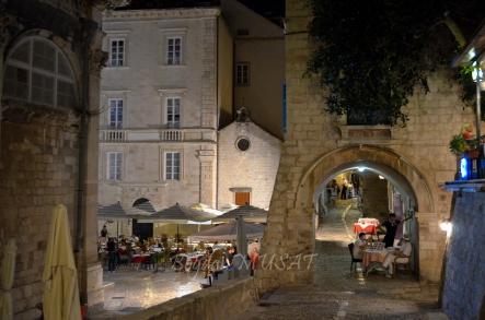 Charming corner in Dubrovnik
