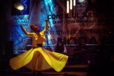 Dervisul rotitor - Turcia